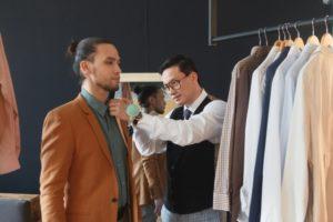 30代からのメンズファッション  モテる秘訣は「服のサイズ感」清潔感があるジャストサイズがベスト!